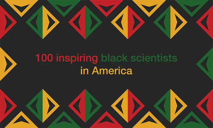 Musah named in 100 inspiring black scientists in America